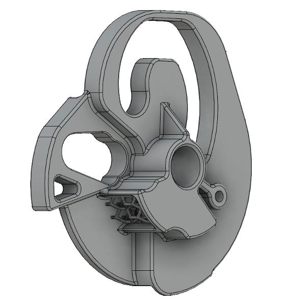 Gear Selector ISO Model