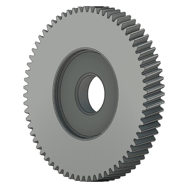 Spur Gear Model