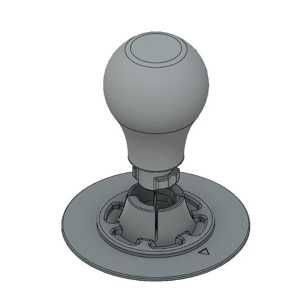 Stamplicator Isometric View Model