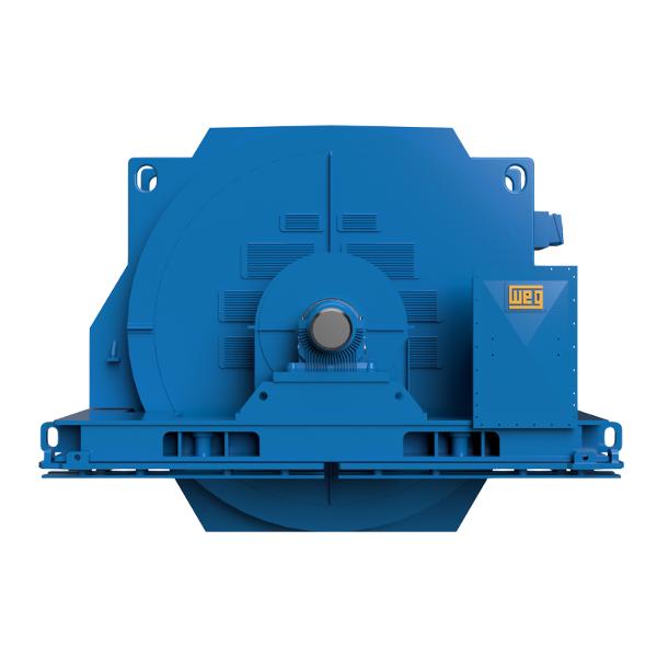 WEG Electric Motor Side
