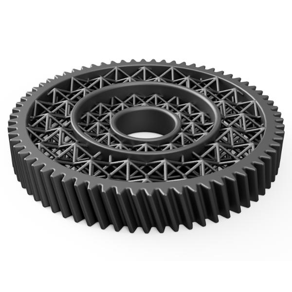 Spur Gear Lightweight Aluminium