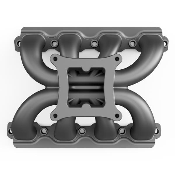 Lightweight V8 Supercharger Manifold Concept TOP